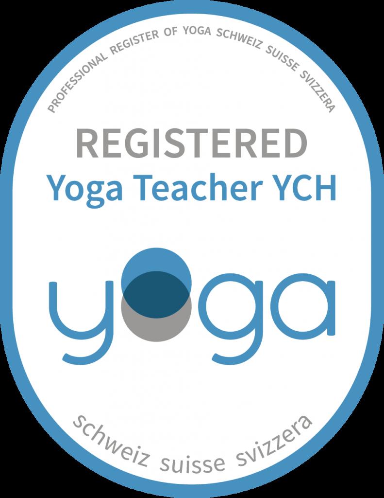 Logo Yoga Schweiz