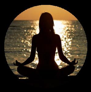 Der Raum, Horw, Verena Näpflin, Yoga Sunset