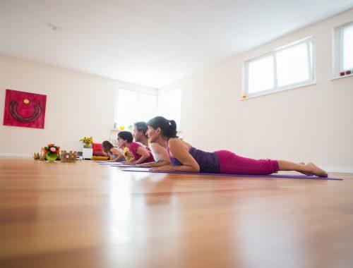 Bild:Verena Näpflin derraum Yoga Horw Asana Sphinx